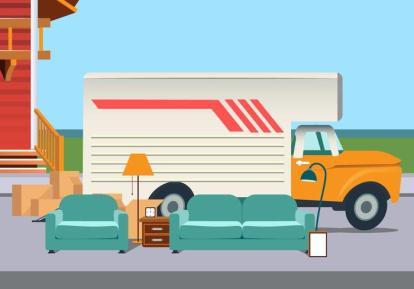 Moving furniture in Dammam